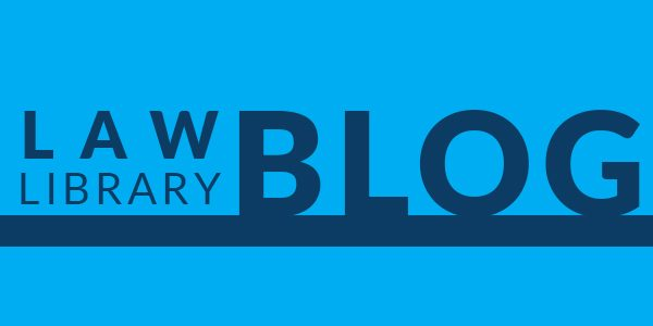 Law Library Blogs